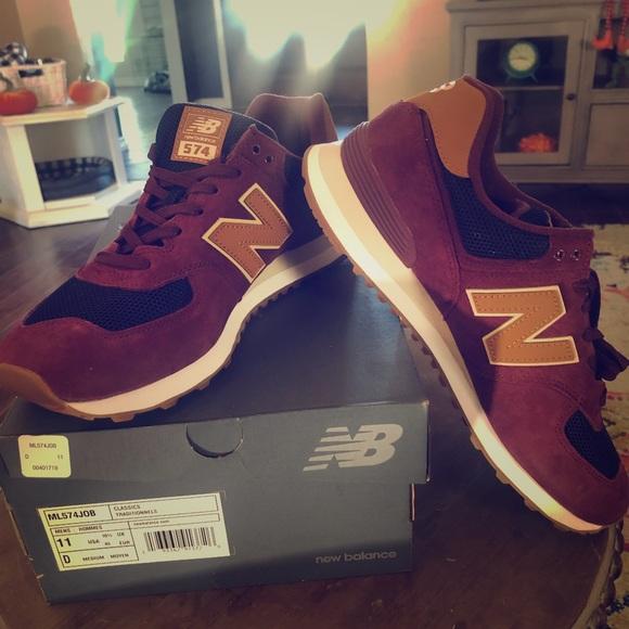 New Balance Shoes - Men's New Balance 574